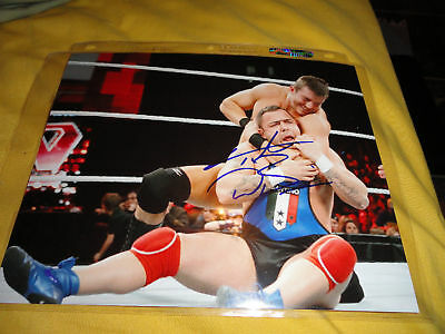 WWE Ted Dibiase Jr  Autographed Signed 8x10 Photo COA