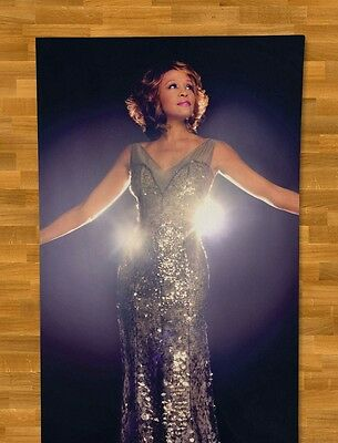 Whitney Houston Beach Towel NEW I Look to You I Will Always Love You Love