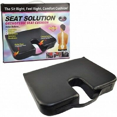 New Seat Solution Orthopedic Seat Cushion Relieving Painful Pressure