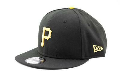 Pittsburgh Pirates New Era MLB Team 9Fifty Hat Genuine Baseball Cap New Era