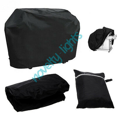 BBQ Waterproof Gas Charcoal  6-7 Burner Barbecue Grill Dust Rain Cover Protector