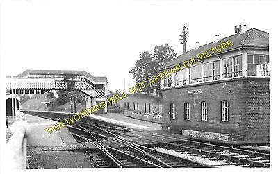 Hallatrow Railway Station Photo. Clutton - Midsomer Norton. Radstock Line. (8)