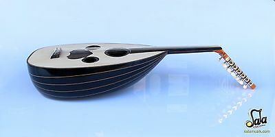 Arabic  Professional  Electric Oud Ud String Instrument Aaok-208G