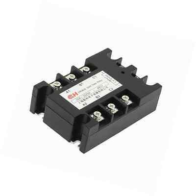 3.5-32VDC Input 480VAC 25A Output DC/AC Three Phase SSR Solid State Relay