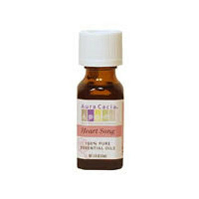 Aromatherapy Oil Blend Heartsong 0.5 Fl Oz