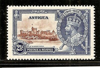 Antigua SG 93g Dot to the left of chapel L/Mint
