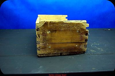 Kriegsmarine box for soldiers personal items -ORIGINAL  RELIC