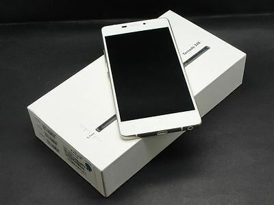 Brand New Kazam Tornado 348 - 8Mp Camera - 16Gb - 3G - White - Boxed - Unlocked