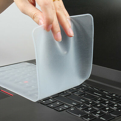 Keyboard Cove For Laptop Notebook Computer PC Universal  Skin Silicone Protector