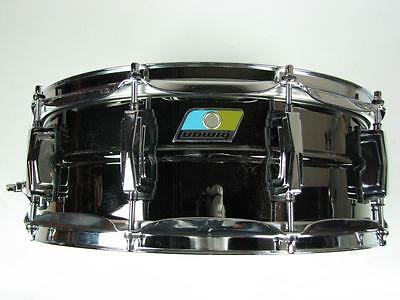 """Ludwig Black Beauty Brass Snare Drum 14""""x5"""" LB416 USA / Rullante Caisse Claire"""
