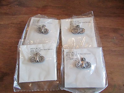 4 Mint Mini Space Operations Master Badge