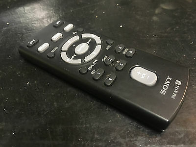 Genuine Original Sony Car Stereo Remote Control RM-X174 UK SELLER FAST DELIVERY