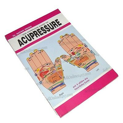 The Acupressure System Textbook for Complete Guide  with Diagram