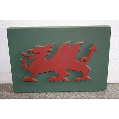 Floral Foam Welsh Dragon Funeral Memorial Tribute Floristry Oasis Type Sku 2452