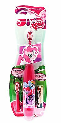 My Little Pony Electric Battery Powered Toothbrush with Replacement Head