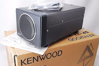 KENWOOD SP-23 EXTERNAL SPEAKER FOR THE TS-850S TS-450S Radio From japan #746