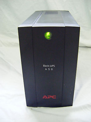 APC Back-UPS CS 650 - Uninterruptible Power Supply -BX650CI - 220-240v