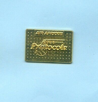 Pins  Air Afrika  Airline  Club Protocole Uk137