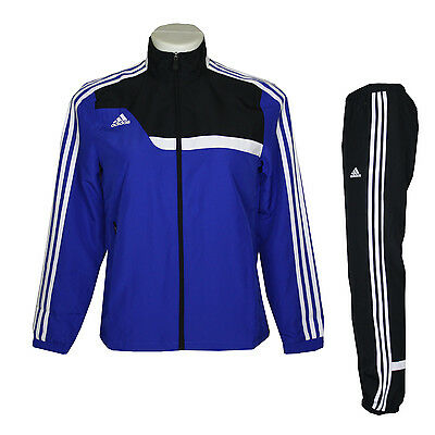 adidas damen tiro 13 trainingsanzug sportanzug. Black Bedroom Furniture Sets. Home Design Ideas
