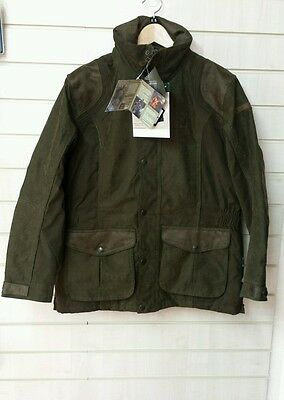 Percussion Rambouillet Hunting Jacket,colour Green, Size Xxl,