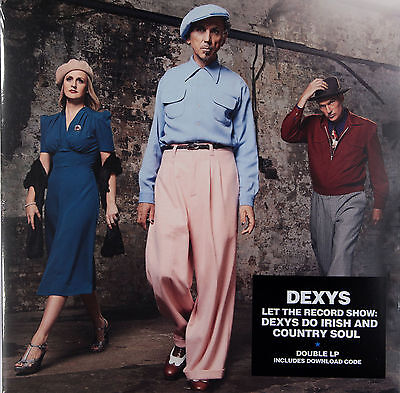 Dexys Kevin Rowland Let The Record Show Double Vinyl Lp Sealed