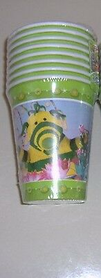 Fimbles - Party Cups - Pack Of 8 - New