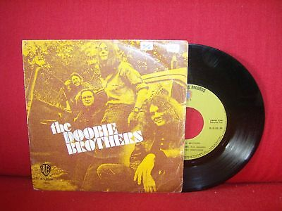 "1972 THE DOOBIE BROTHERS Listen To The Music 7"" PORTUGAL RARE PS ROOTS ROCK"