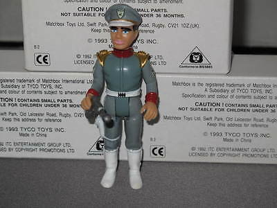 MATCHBOX GERRY ANDERSON TROY TEMPEST VINTAGE COLLECTABLE BOXED /  TV Character