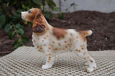VTG English SPRINGER SPANIEL Dog LEFTON H7328