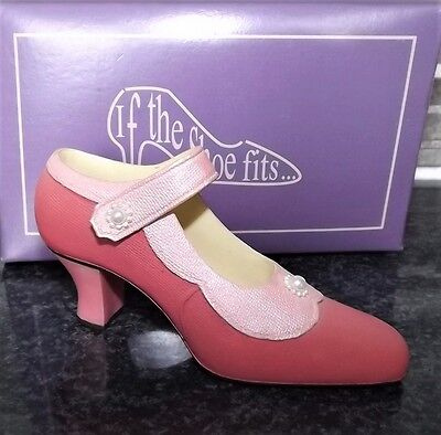 IF THE SHOE FITS - Leonardo Collection - Pink Shoe - Model LP7550