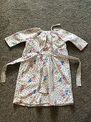 % True Vintage Baby Brushed Cotton Nightdress %