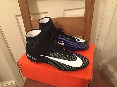 Brand New Nike Mercurial Superfly V FG Football Boots UK10