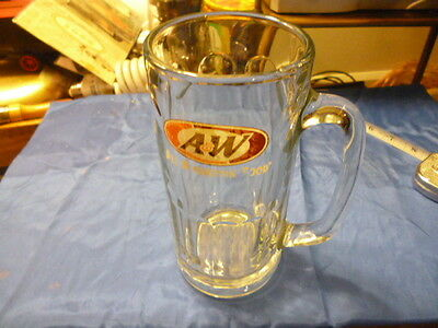 """Old 7"""" tall A & W mug Vintage All American Food 1970's ReTRO Collectibles"""