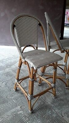 3 Stools french provincial Bistro style