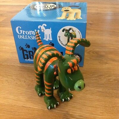 GROMIT UNLEASHED - GROMITASAURUS - Boxed and in great condition