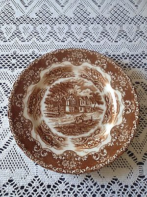 Grindley English Country Inns Plate