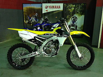 2016 Yamaha YZ  New 2016 Yamaha YZ250F Yellow 60th Anniv MX Dirt Bike No BS Fees We have 2017's