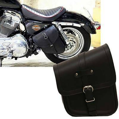 Mono Borsa Laterale Bisaccia Harley Davidson Sportster Nightster Forty Eight 48