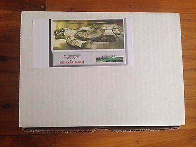 Unassembled Star Wars YT-2400 Outrider 1/144 Resin Garage Scale Model Kit Rare