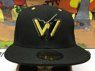 West Virginia Power Pittsburgh Pirates MiLB New Era Fitted Hat Cap 7 1/8 NWT