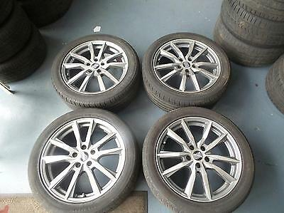 Ford Mondeo Aftermarket 17 Inch Set Of 4 Wheels Rims Mag Tyres Tires