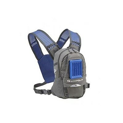 New Umpqua Rock Creek ZS Kit Chest Pack Granite