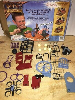 Harry Potter The Sorcerer's Stone Levitating Challenge Electronic Game For Parts