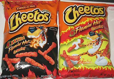 Cheetos for Lovers Hotter than your Partner & They Can't handle the Heat? 2-8.5