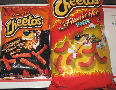 Cheetos for Lovers Your Partner's Hot, But Not As Hot As You Are? 2-8.5
