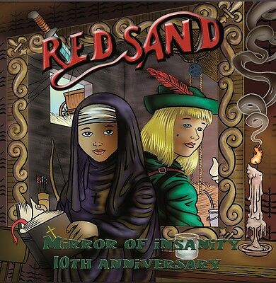 CD Red Sand - Mirror of Insanity 10th Anniversary (remastered)