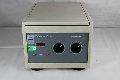 IEC Centra 3C Centrifuge FAULTY, Spares and Repairs