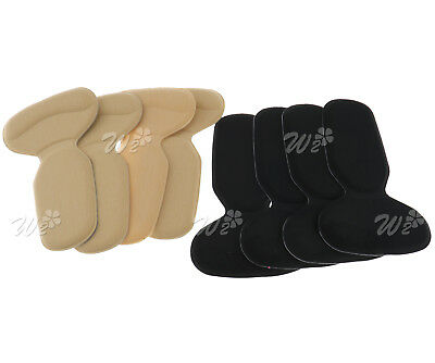 2 PAIR High Heel Shoe Cushion Insole Inserts Pads Heel Grips Back
