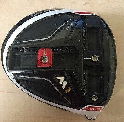 Taylor Made M1 Driver 10.5' Head Only