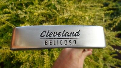 Cleveland Belicoso,  Right Handed5Steel Shafted Putter Very Rare Club,